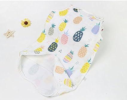 Dinosaur, 0 to 6 Months Baby Muslin Safe Nights 0.5 tog Sleeping Bag Holoras Babys Summer Sleeping Bag 0-6 Months// 60-85cm Baby