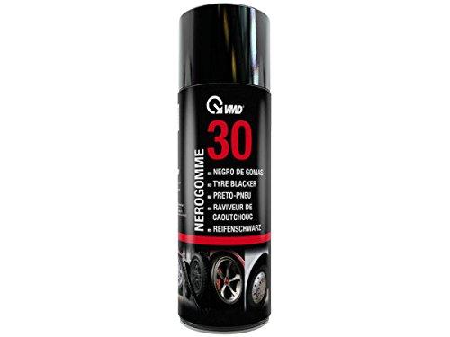 VMD 30 Nero Gomma, 400 ml, Nero, VMD ITALIA