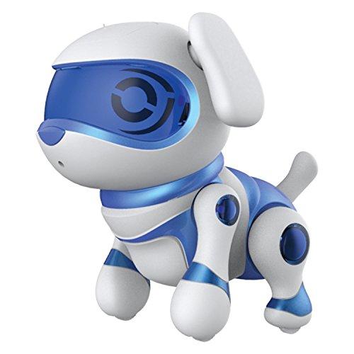 Splash Toys 30643P - Teksta - Newborn Puppy - Bébé chien Robot interactif