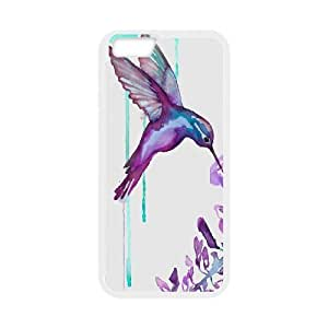 Beautiful HummingbirdPattern Hard Snap Phone Case For Iphone 6 Case 4.7 Inch HSL416514