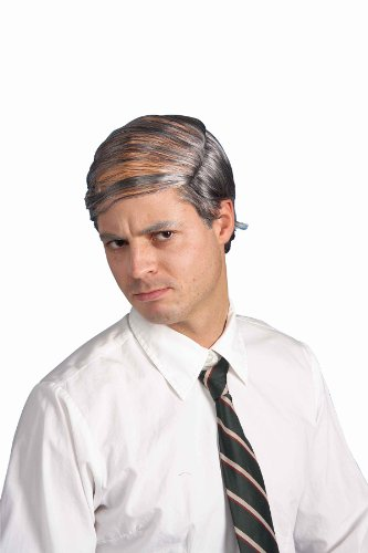 Bald Man's Comb-Over Wig -