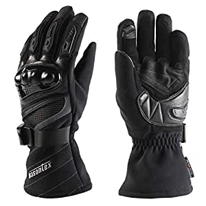Amazon.com : ANSOPO Motorcycle Gloves Cycling Gloves