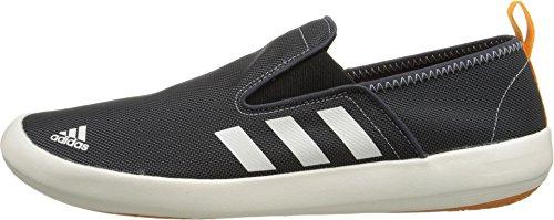 Adidas Outdoor Men's BOAT SLIP ON Black Sneakers 8 M