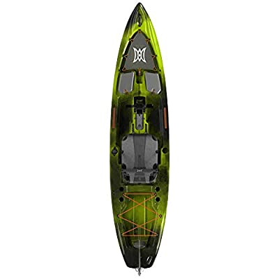 Perception Kayak Pescador Pilot Fishing