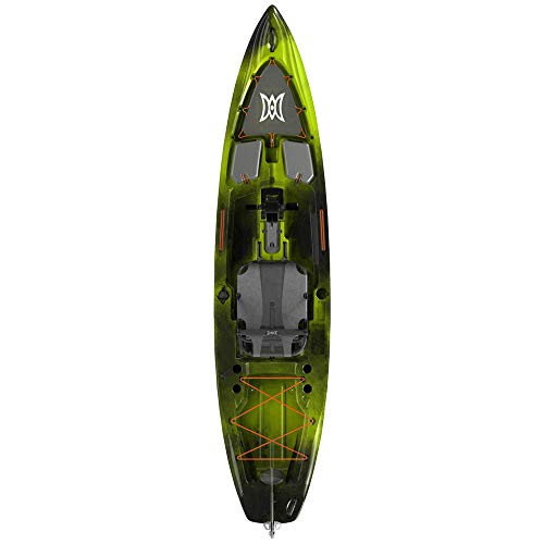 Perception Pescador Pilot - Fishing Kayak with Pedal Drive
