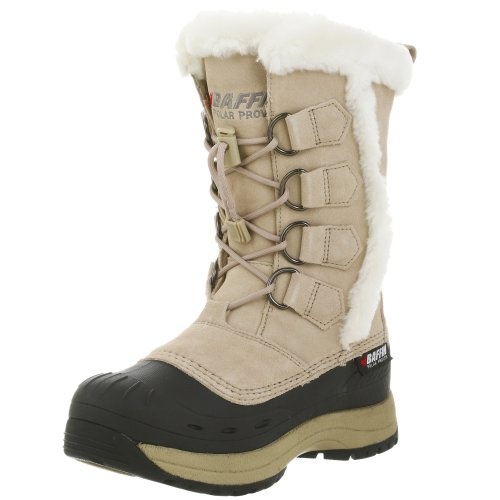 Baffin Women's Chloe Insulated Boot,Sand,9 M - Boots Baffin Womens