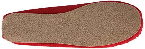 Cally Slipper Donna Minnetonka red Pantofoleda W Rojo FzBwxApZq