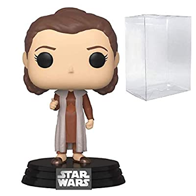 Princess Leia Bespin #362 Movies The Empire Strikes Back 40th Anniversary Vinyl Figure (Includes Compatible Protector Case): Toys & Games