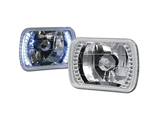 7 inch headlight non sealed - 8