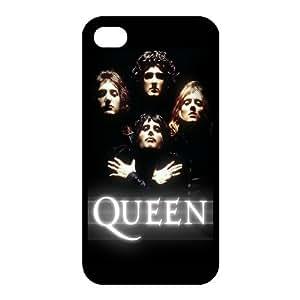 Custom Freddie Mercury Back case for iphone4,4S JN4S-324