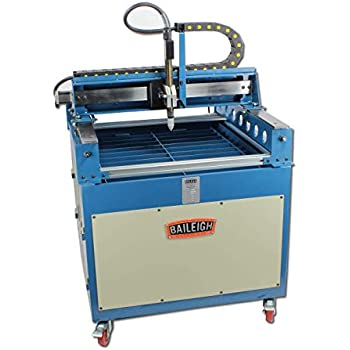 Baileigh PT-22 CNC Plasma Cutting Table with 5