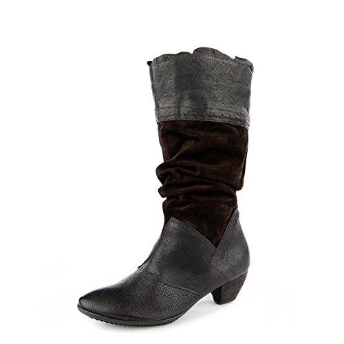 Think Aha 7-87197-42 - Botas para mujer marrón