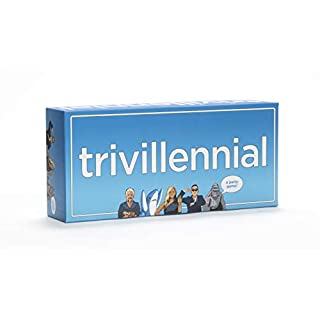 Trivillennial - The Trivia Game for Millennials [A Party Game]