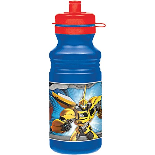 Transformers Drink Bottle
