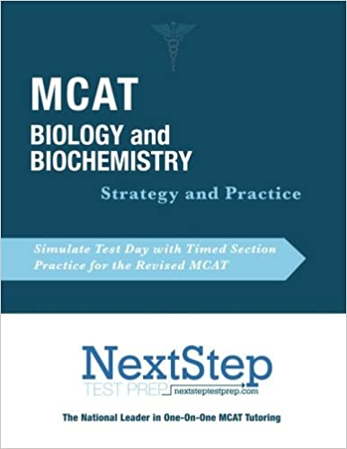 MCAT Biology and Biochemistry Strategy and Practice: Timed Practice