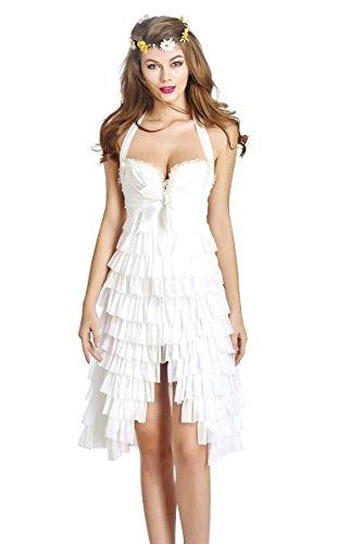 Charmian Ruffles Graduation Homecoming Dresses