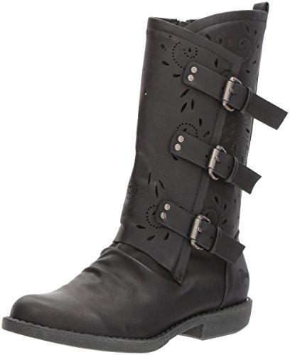 Blowfish Women's Amimi Boot, Black Lonestar PU, 8 M US