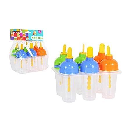 Privilege - Set 6 moldes Polo Colores: Amazon.es: Hogar