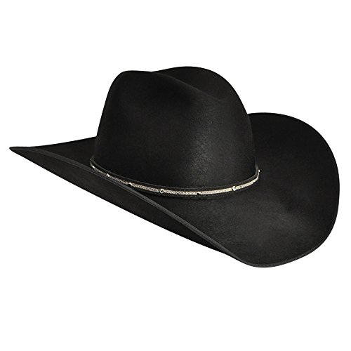 Bailey Western Female Renegade By Bailey Bonnie Western Hat Black 7 by Bailey Western