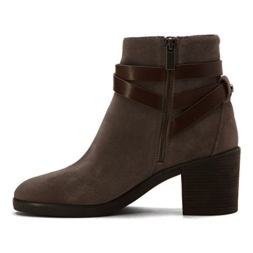 MICHAEL Michael Kors Womens Fawn Bootie Storm Sport Suede/soft Cow Leather TqzeKf