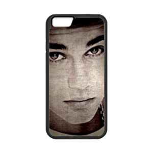 iPhone 6 Case, [Justin Bieber] iPhone 6 (4.7) Case Custom Durable Case Cover for iPhone6 TPU case(Laser Technology)