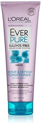L'Oreal Paris Hair Care Ever Pure Repair and Defend Conditioner, 8.5 Fluid Ounce