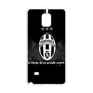 Samsung Galaxy Note 4 Cell Phone Case White Juventus Football zpih