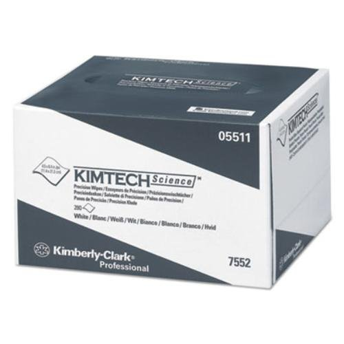 Kimberly Clark KIMTECH SCIENCE Precision Wipes Tissue Wipers, Kimberly-Clark Professional 05511-30