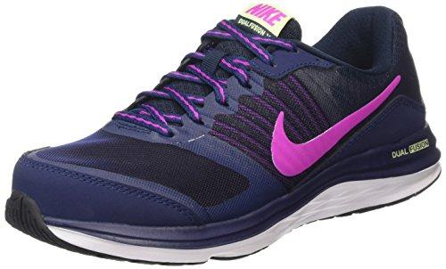Nike Donna gh Fusion Dual Obsdn X Pantofole Mid Nvy Fchs drk Flsh rITrpgxwq