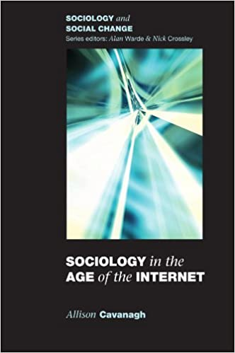 sociology in the age of the internet sociology and social change sociology in the age of the internet sociology and social change 1st edition