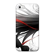 Walter Mackey Scratch-free Phone Case For Iphone 5/5s- Retail Packaging - Babe In Black