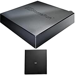 Have you thought about cutting the cord and forgetting about cable TV? Make HDHomeRun CONNECT QUATRO part of your home network.Receive free to air TV via an antenna allowing you to send glorious high definition content to anywhere in your hom...