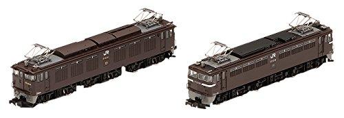 TOMIX Nゲージ JR EF64 41号機茶色 EF65形電気機関車 56号機茶色セット 98977 鉄道模型 電気機関車   B0757QM3KL