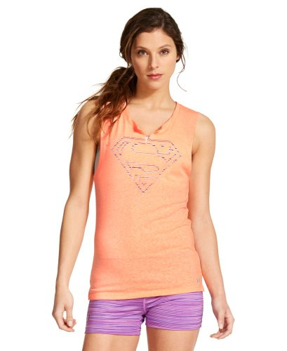 Women's UA Supergirl Sleeveless Crew by Under Armour