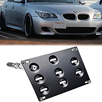 Amazon Com Gtp Front Bumper Tow Hook License Plate