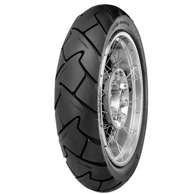 170/60R-17 (72V) Continental ContiTrail Attack 2-Rear Dual Sport Motorcycle Tire for Ducati 950 Multistrada 2017-2018