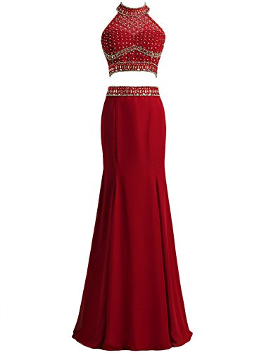 halter tulle dress - 6