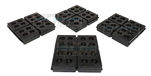 HEAVY DUTY ANTI VIBRATION ISOLATION PADS 4