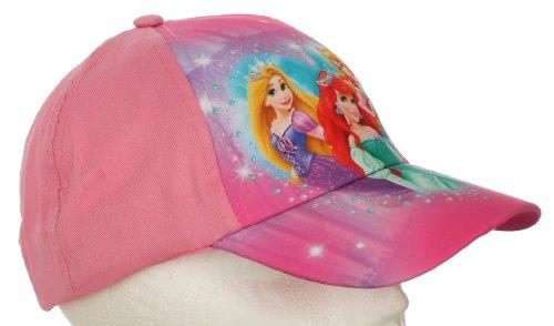Amazon.com  Disney Princess Rapunzel Ariel Aurora Baseball Cap ... 4fd108f2cc4