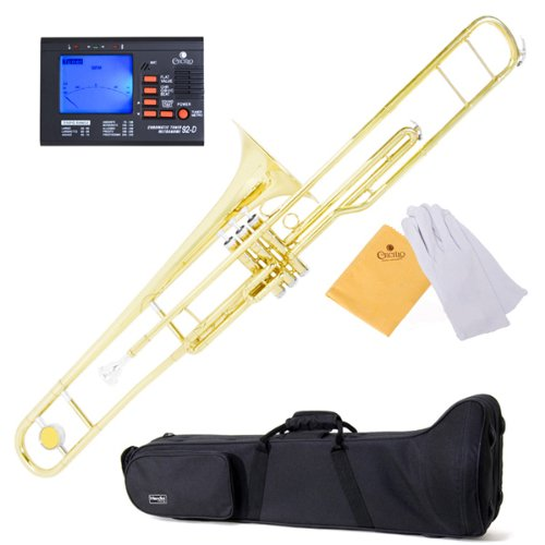 mendini-mtb-40-intermediate-b-flat-tenor-valve-trombone-with-monel-valves