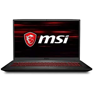2020 MSI GF75 Thin Gaming Laptop: 10th Gen Core i5-10300H, 512GB SSD, 17.3″ Full HD 120Hz Display, NVIDIA GTX 1650, 8GB RAM