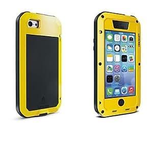 Buy Brand New Shockproof Dustproof Hard Metal Case Protected for iPhone5C , 5