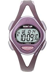 Timex 5K007 Ironman Triathlon 50-Lap Sleek Watch