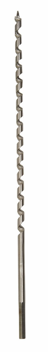 Irwin Industrial Tools 47407 7/16-Inch by 17-Inch Tubed Long Ship Auger Bit by Irwin Tools