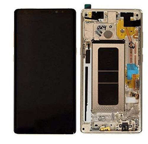 デジタイザー 液晶ディスプレイ 8 Note タッチスクリーン Amazon