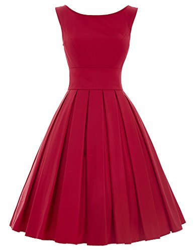Buy audrey red dress jones and jones - 1