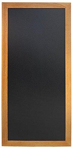 Pizarra para colgar de teca 560 x 1200mm: Amazon.es: Oficina ...