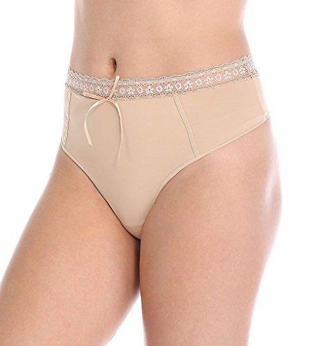- DUMI Shapewear Tummy Control Thong (578) XS/Taupe