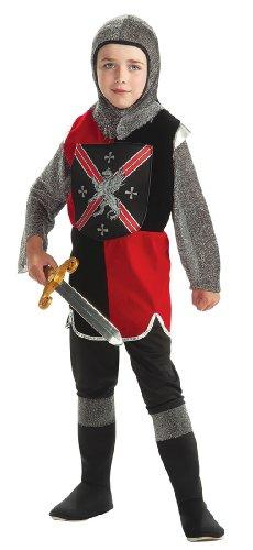 Rubies Costumes Kid's Knight Costume, Multi, Small (4-6)