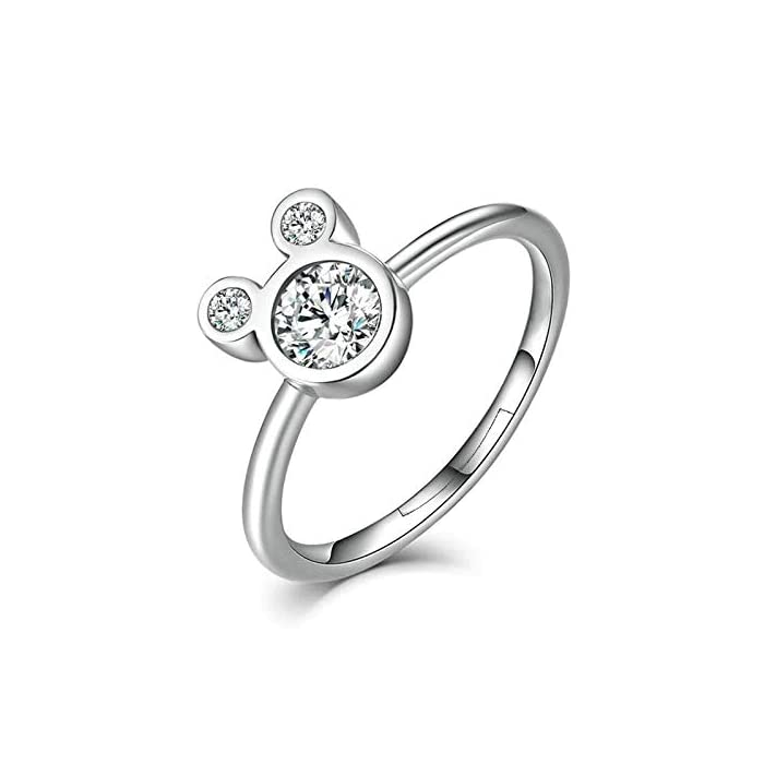 41zTM3ArlUL DISEÑO – Olvide preocuparse por el tallaje, el anillo 24Joyas es un anillo abierto ajustable, adaptable a cualquier dedo. Está realizado en plata de ley 925 con una piedra principal brillante de 5 milímetros y cientos de piedras pequeñas alrededor del anillo, un diseño clásico que se mantiene siempre elegante y sofisticado a pesar del paso del tiempo, como el amor. JOYA ELEGANTE – El anillo es una joya refinada, con una delicada y atractiva discreción que distingue a las niñas, chicas y mujeres con buen gusto y elegancia.Ideal para combinar con cualquier vestido y/o ropa casual aportando un toque de belleza y distinción en cualquier situación. MATERIAL DE ALTA CALIDAD – Anillo construído con fina plata de ley 925 y zirconia cúbica de pureza 5A, antialérgica, no contiene constituyentes nocivos, no contiene níquel, no contiene plomo y no contiene cadmio.